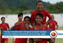 Photo of Jelang Kualifikasi Piala AFC U-16, Timnas Indonesia Ikuti Turnamen di Qatar