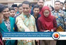 BEM Faperta Untirta Sampaikan Masalah Pertanian Banten ke Kementan