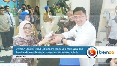 Hari Pelanggan Nasional, Bank BJB Berikan Pelayanan Prima