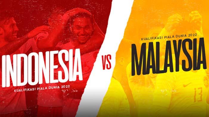 Jadwal Bola Malam Ini Timnas Indonesia Vs Malaysia Di Kualifikasi Piala Dunia 2022 Biem Co