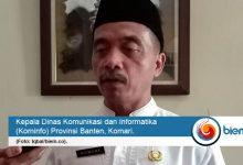 Kadis Kominfo Banten