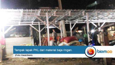 Photo of Satpol PP Kota Serang: Pendirian Lapak Baja Ringan Untuk PKL Tak Berizin
