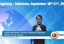 Photo of Sediakan Ruang Dialog Lebih Mendalam, MKRI Gelar 1st International Expert Meeting 2019