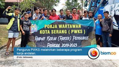Raker PWKS, Lahirkan Tiga Program Penunjang Kualitas Wartawan