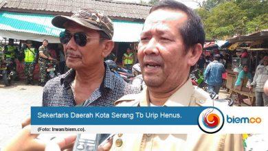 Pemkot Serang Tunda Relokasi PKL PIR