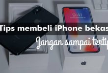 tips beli iphone bekas