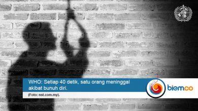 Photo of WHO Desak Pemerintah di Seluruh Dunia Adopsi Pencegahan Bunuh Diri