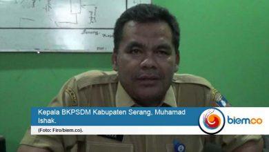 Hari Ini, Ratusan ASN Kabupaten Serang Bakal Dilantik