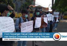 Photo of Front Perjuangan Rakyat Tuntut Pemerintah Tanggulangi Bencana Asap