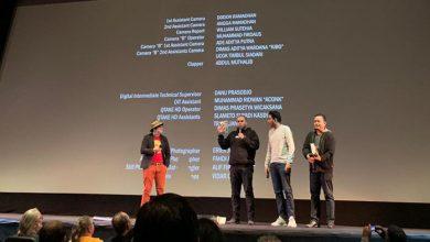 Sambutan Meriah 'Gundala' di Toronto International Film Festival 2019