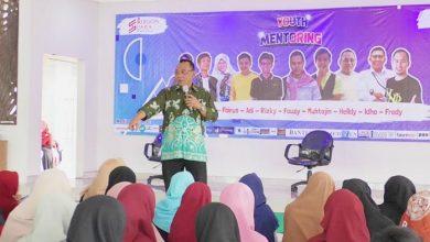 Helldy Berikan Motivasi Wirausaha Kepada Kaum Milenial di 'Youth Mentoring'