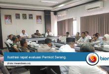 Gagal Lelang, Serapan APBD Pemkot Serang Tak Capai target