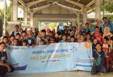 Isbanban Chapter Lebak Field Trip to Merak Port