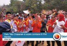 Digelar Tiga Hari, Ratusan Peserta Ikuti Jumbara III PMI Banten