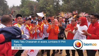 Photo of Digelar Tiga Hari, Ratusan Peserta Ikuti Jumbara III PMI Banten
