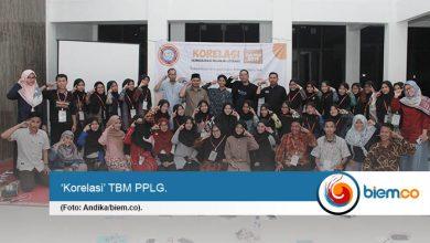 Lewat 'Korelasi' TBM PPLG Lakukan Penguatan Pemahaman Relawan