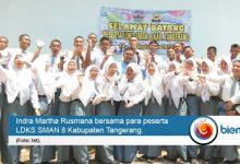 LDKS SMAN 8 Kabupaten Tangerang Wujudkan Kader Unggul