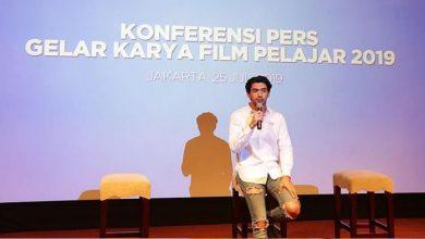 Reza Rahadian Jadi Direktur Gelar Karya Film Pelajar 2019