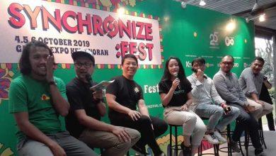 Synchronize Festival 2019