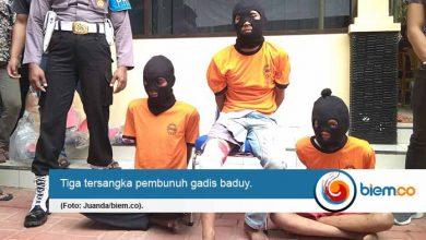 Polda Banten Berhasil Bekuk Tiga Orang Pembunuh Sadis Gadis Baduy