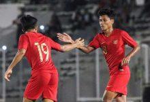Photo of Kembali Pesta Gol, Timnas U-16 Indonesia Hancurkan Brunei Darussalam 8-0