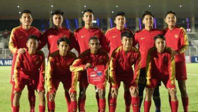 Timnas U-16 Indonesia