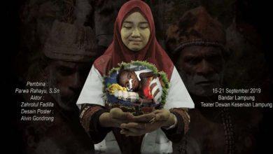 Zahrotul Fadilla, Siswi Banten Pertama yang Masuk 3 Besar Lomba Monolog FLS2N