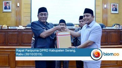 APBD Kabupaten Serang