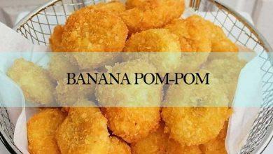 Banana Pom-pom