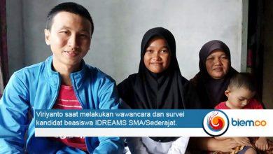 Beasiswa Mimpi Anak Desa