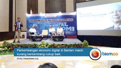 Banten Dinilai Lambat Ikuti Perkembangan Ekonomi Digital