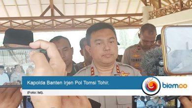 Polda Banten: Penyerangan Terhadap Menko Polhukam di Luar Dugaan