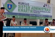 Photo of Kwarda Bina Pengurus dan Pelatih Pramuka se-Banten
