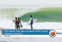 Banten Surf Comp 2019 akan Digelar di Pantai Sawarna