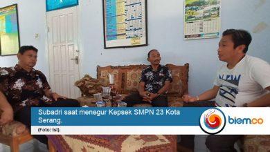 Photo of Wakil Wali Kota Serang Tegur Kepsek yang Jual LKS