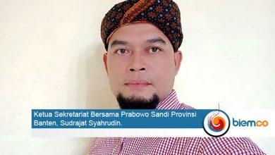 Relawan Prabowo Sandi