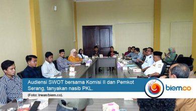 SWOT Kembali Tanyakan Nasib PKL Eks Stadion