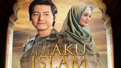 Photo of Film 'Ajari Aku Islam', Kisah Perjalanan Cinta Beda Agama