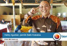 Photo of Batik Krakatoa, Simbol Kearifan Lokal Cilegon
