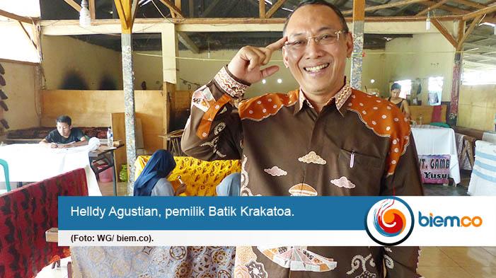 Batik Krakatoa