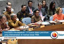 Photo of Raih Suara Terbanyak, Indonesia Kembali Terpilih Menjadi Anggota Dewan HAM PBB