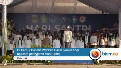 Photo of Peringati Hari Santri, Ini Pesan Gubernur Banten