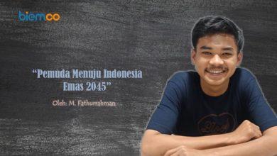Photo of M. Fathurrahman: Pemuda Menuju Indonesia Emas 2045