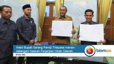 Photo of TAPD Setujui Dana Bawaslu Kabupaten Serang Rp19,5 Miliar