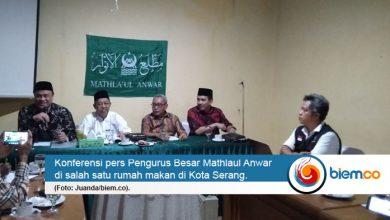 Photo of Mathlaul Anwar Bantah Ada Ajaran Radikalisme