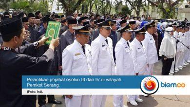 Photo of Syafrudin Tuntut 295 Pejabat yang Dilantik untuk Berinovasi