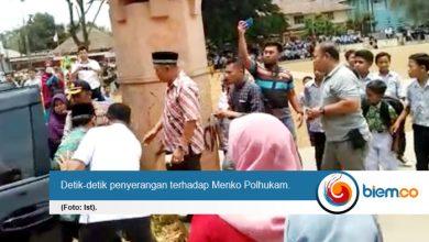 UNMA Mengutuk Keras Upaya Penyerangan Terhadap Menko Polhukam