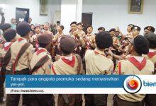 Pemkot Lepas 64 Delegasi Ikuti Jambore Provinsi Banten