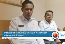 Tindak Pungli, Wali Kota Serang Akan Sidak Berkala