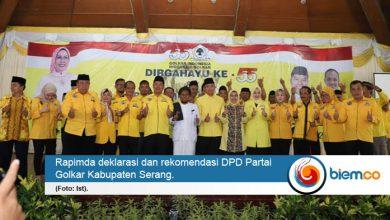partai golkar kabupaten serang